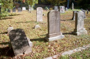 Kendrick Family Headstones