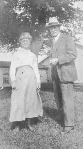Ellen S & Edgar Wright