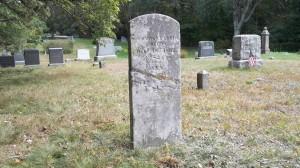 Solomon & Ann Kendrick Headstone