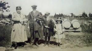 Sarah, Roland, Dexter & Elizabeth Phinney